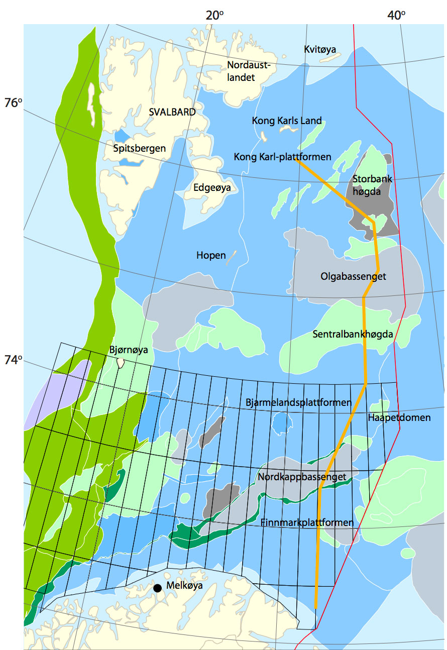 barents sea geology - photo #6