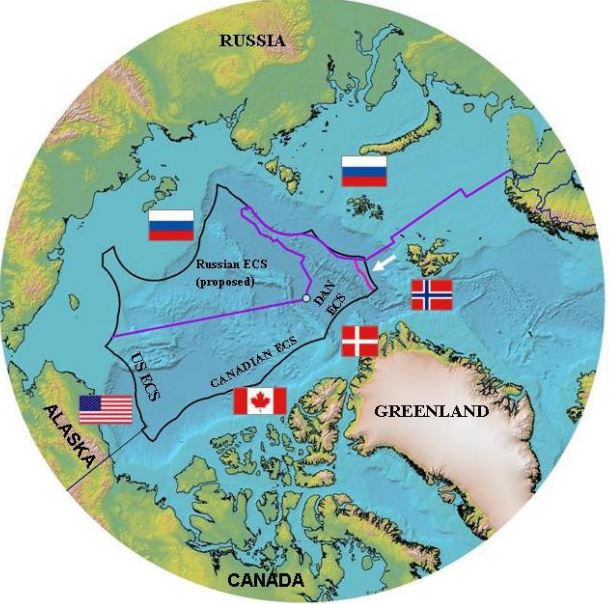 Russia Scores Scientific Point In Quest For Extended Arctic Continental Shelf The Independent Barents Observer
