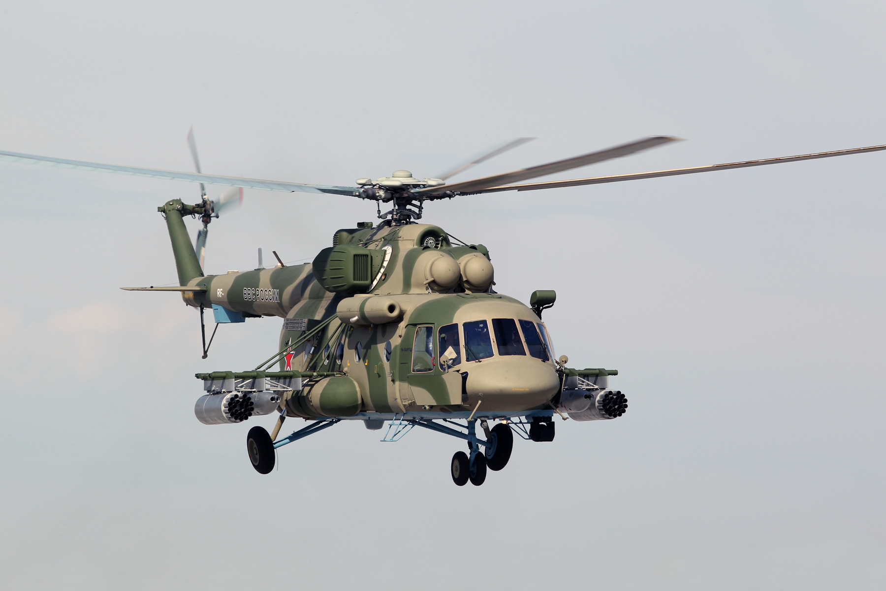 This is Russia's new Arctic helicopter | The Independent ...