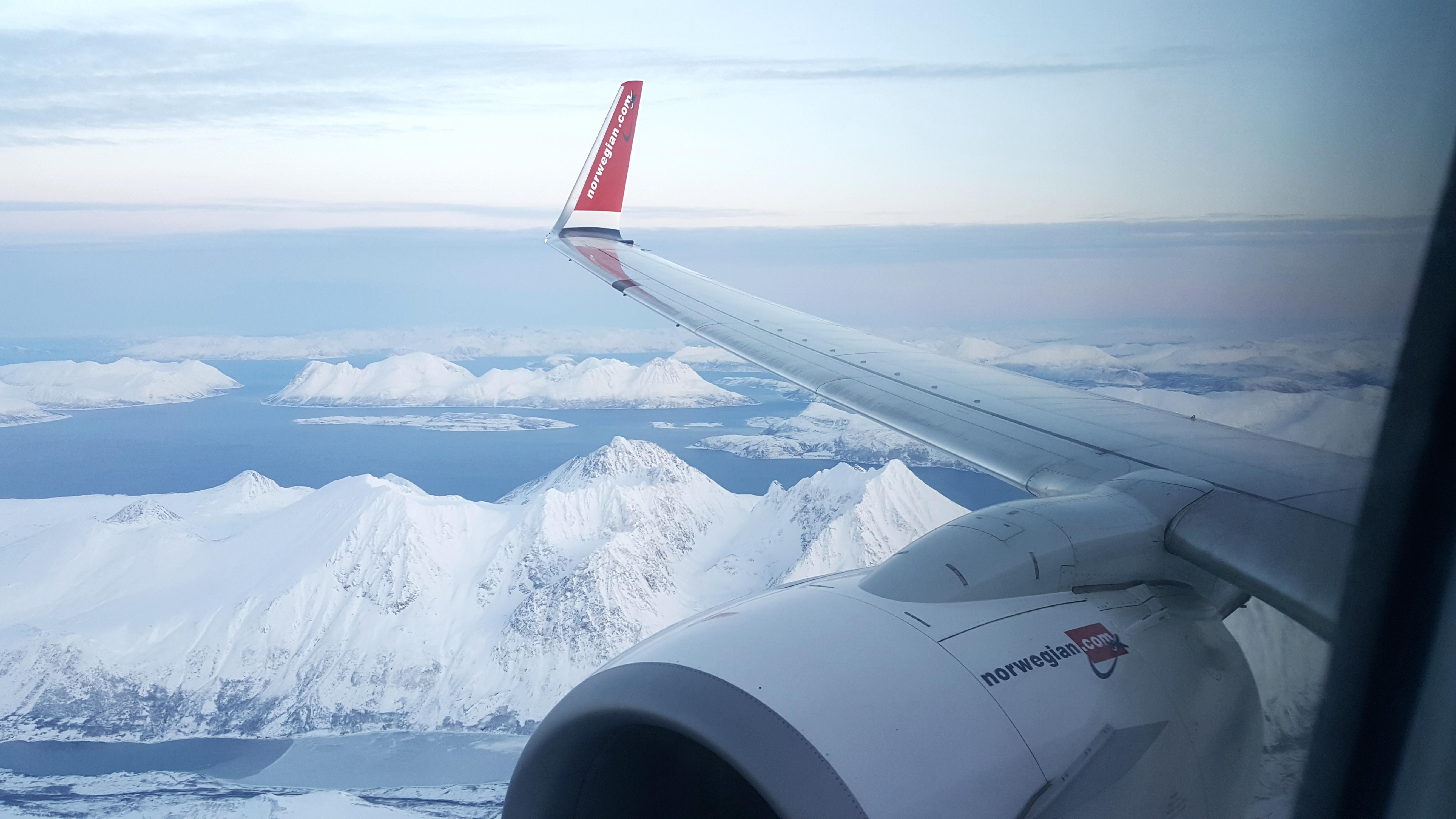 Norwegian eyes access to the Siberian Corridor as political contacts ...