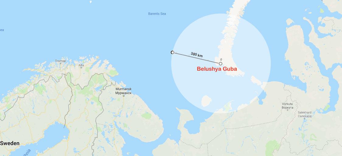 Northern Fleet puts S-400 air defence system on combat duty at Novaya