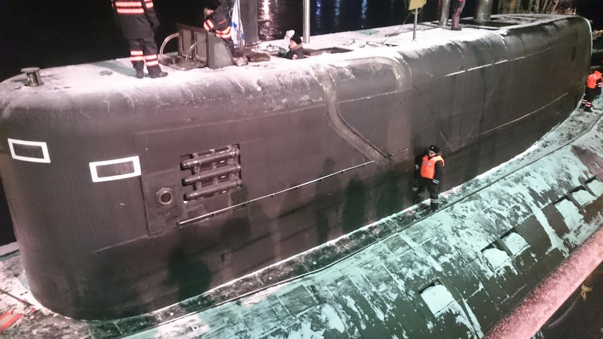 """Nuclear submarine """"Pskov"""" returned to the Russian Navy 4"""