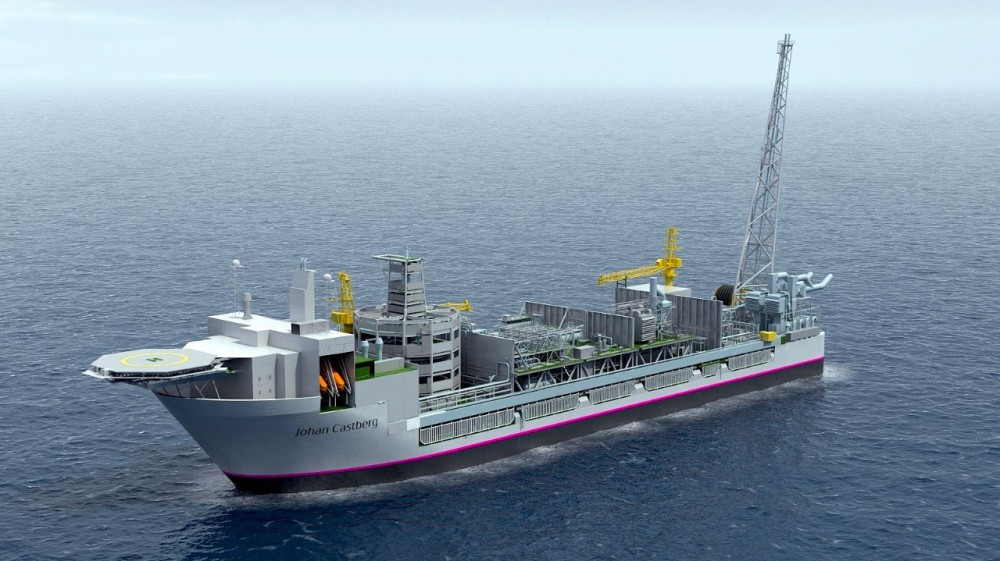 Statoil presents $5.9 billion Castberg oilfield development plan