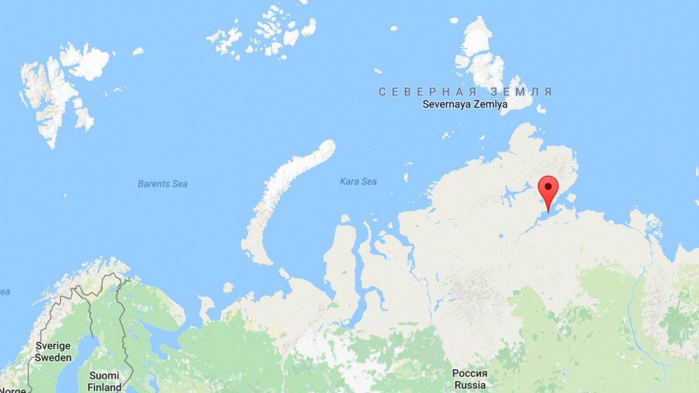 Rosneft discovers more than 80 million tons of oil in new ... on poland map, iraq map, germany map, france map, europe map, saudi arabia map, japan map, eurasia map, china map, korea map, india map, asia map, soviet union map, united kingdom map, canada map, africa map, italy map, romania map, baltic map, australia map,
