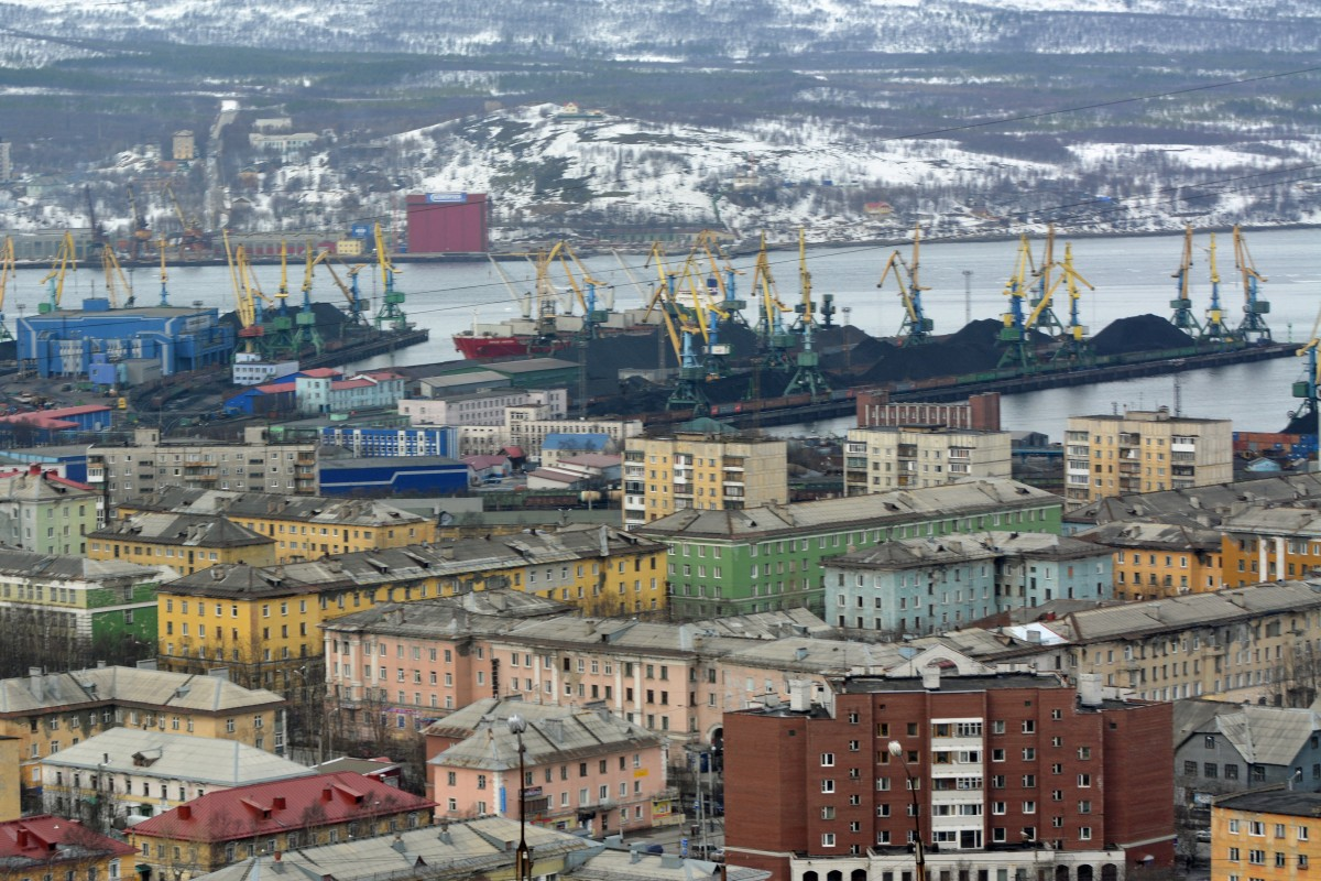 """Résultat de recherche d'images pour """"Murmansk"""""""