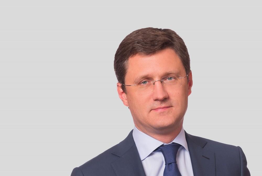Minister of Energy Aleksandr Novak. Photo: Minenergo.gov.ru