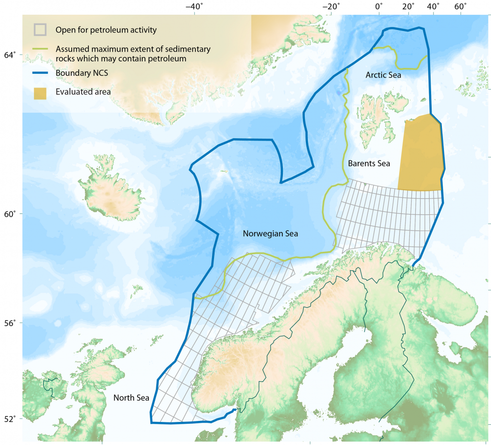 Norway doubles Barents Sea oil and gas estimate, alarms green lobby