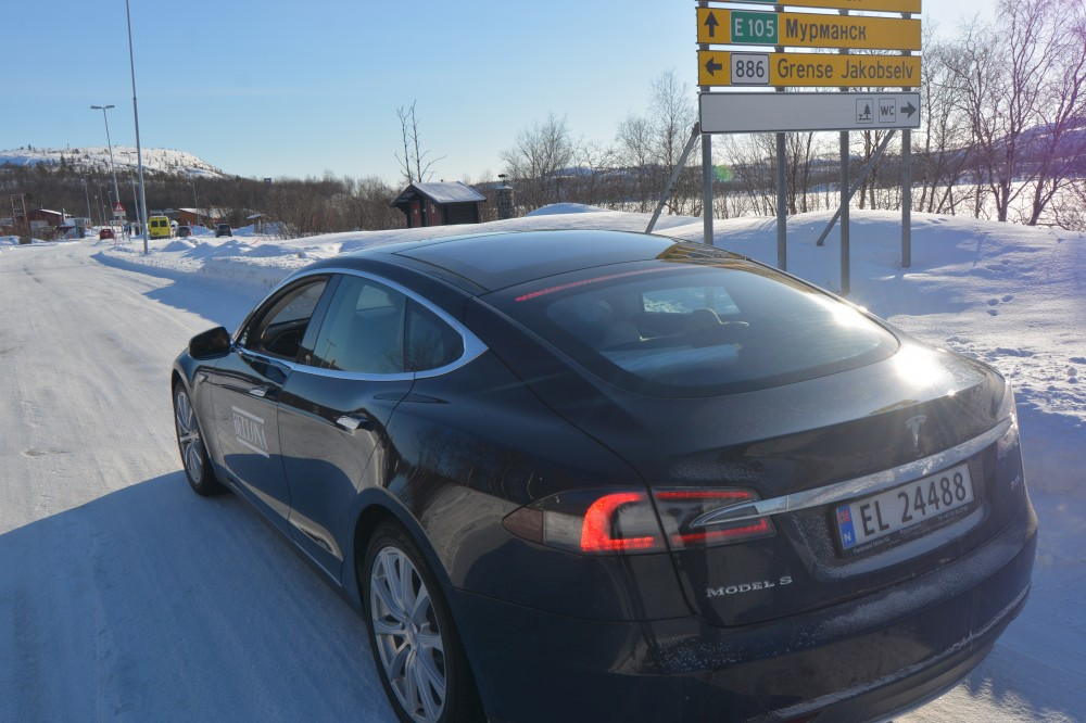 Norway Phase Out Electric Car