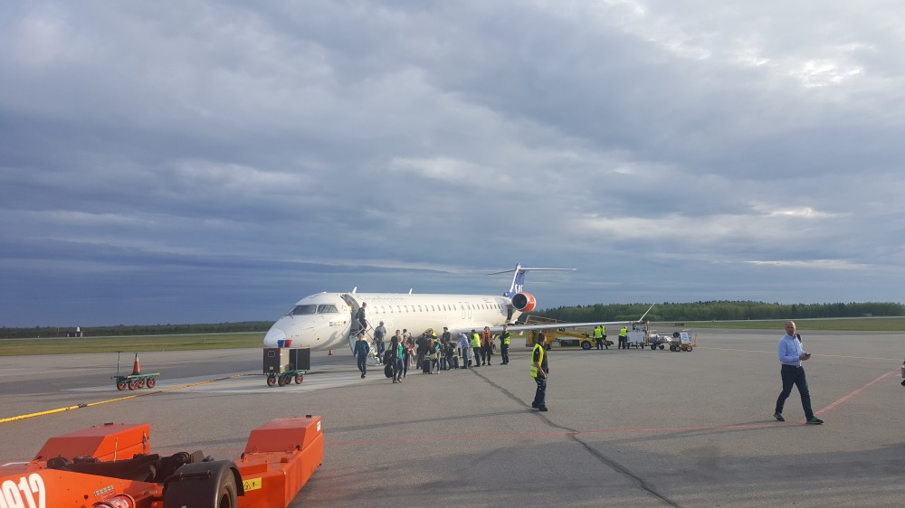 Oulu Traffic Grows Most But Tromso Still Busiest Airport In