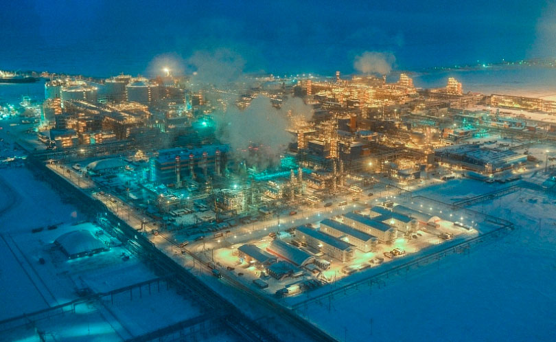 Russia's Yamal LNG loads its first export cargo -CNPC