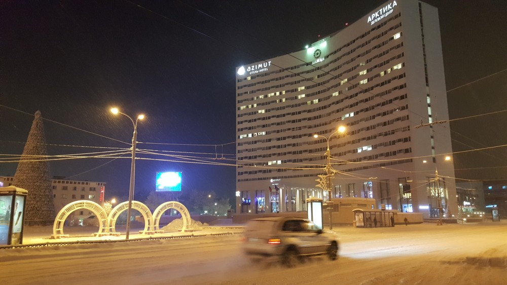 Russian Oil and Gas Industry: News #3 - Page 9 Hotel_arktika