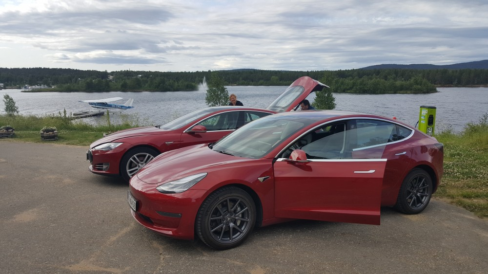 Electric Cars For Sale >> Electric Cars Sale Grows Most In Norway S Northernmost