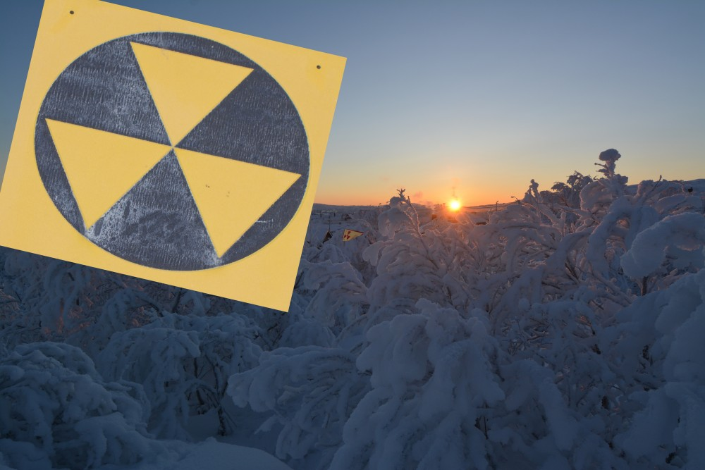 Radioactive Particles Found In The Czech Republic