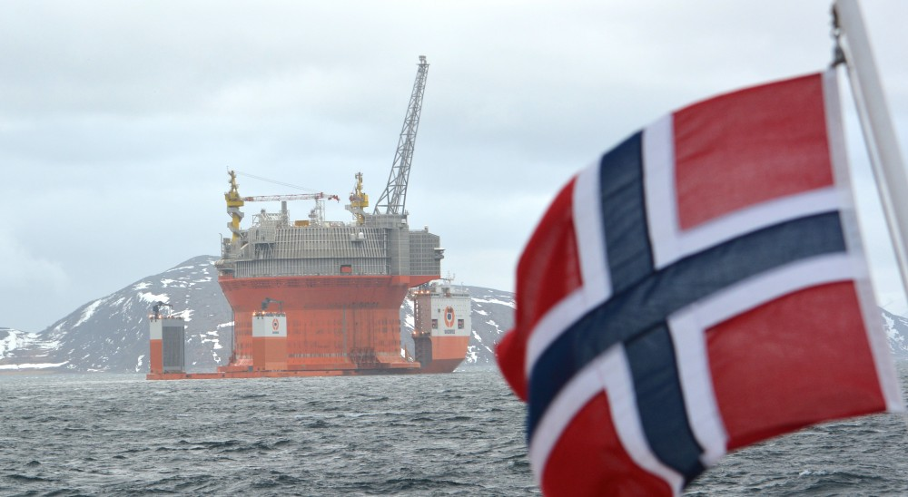 Norway's giant Oil Fund takes first step out of petroleum