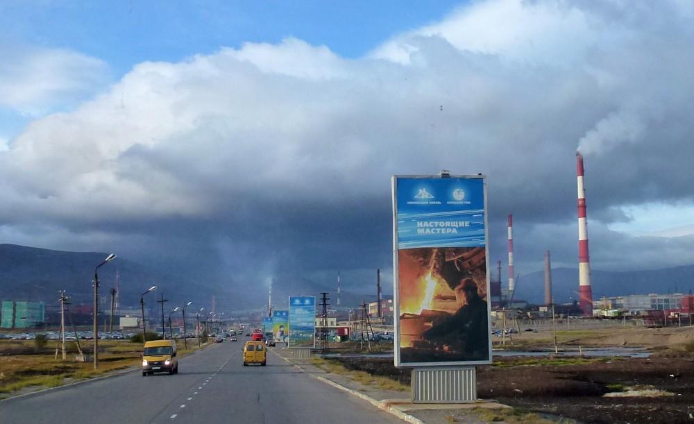 Norilsk Nickel Dividende 2021