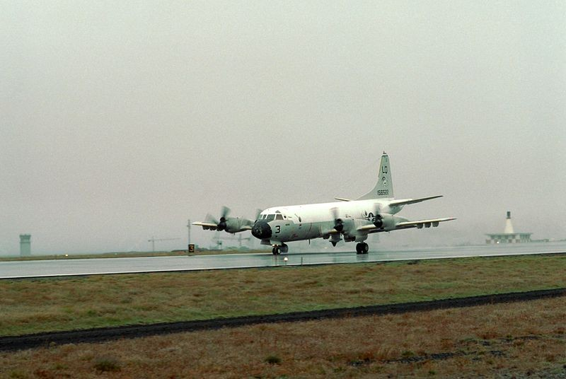 U S Military Returns To Iceland