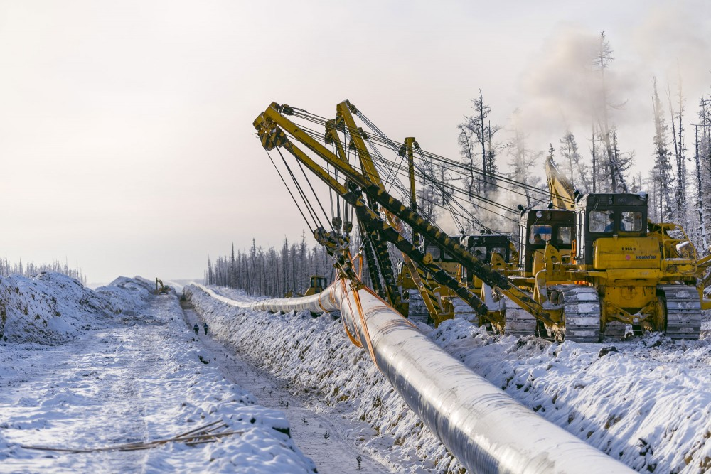 Arctic gas finds new way from Yamal to China | The Independent ...