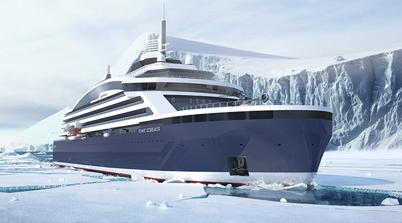 Ponant Announces New Expedition Cruise Icebreaker