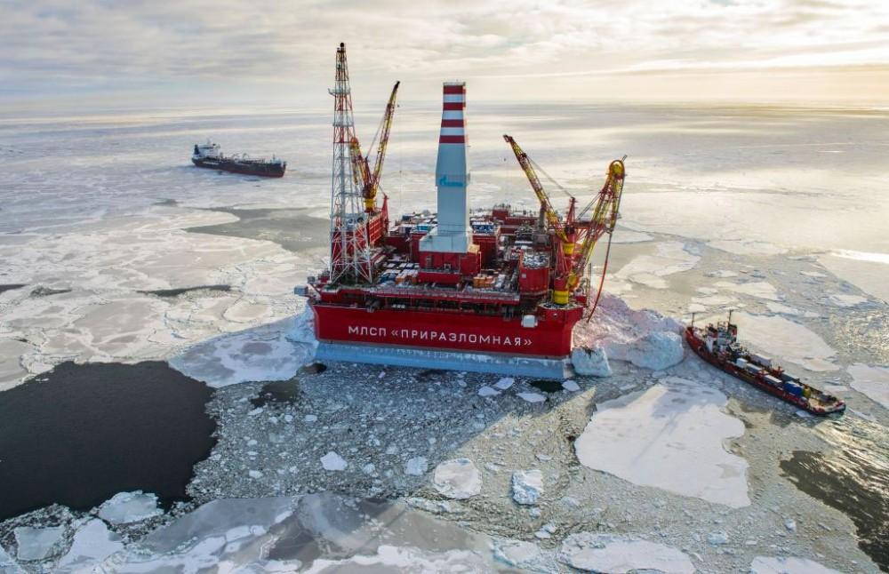 Offshore Arctic platform Prirazlomnaya prepares for doubling of