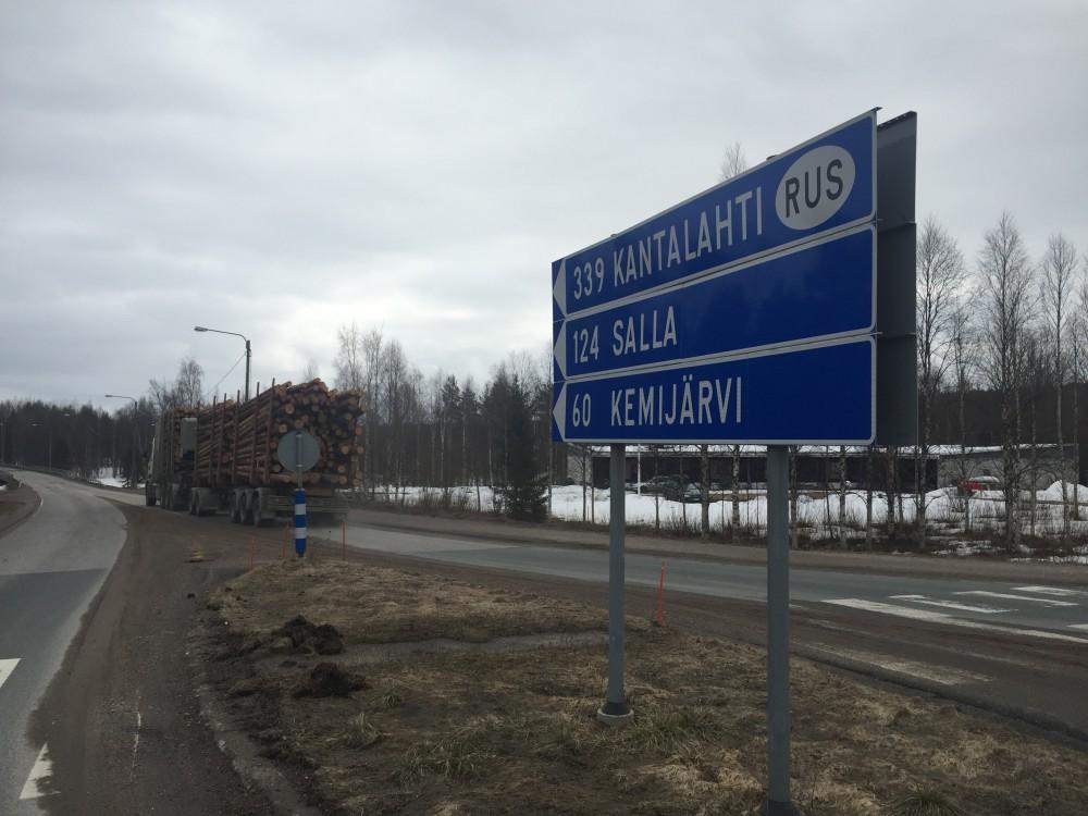 Russian Finnish Russian