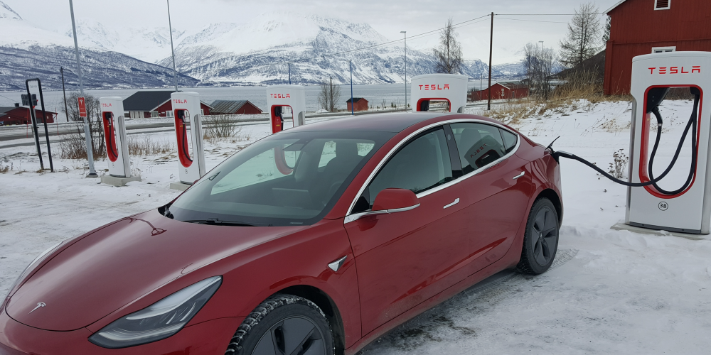Tesla to open supercharger network across northernmost ...