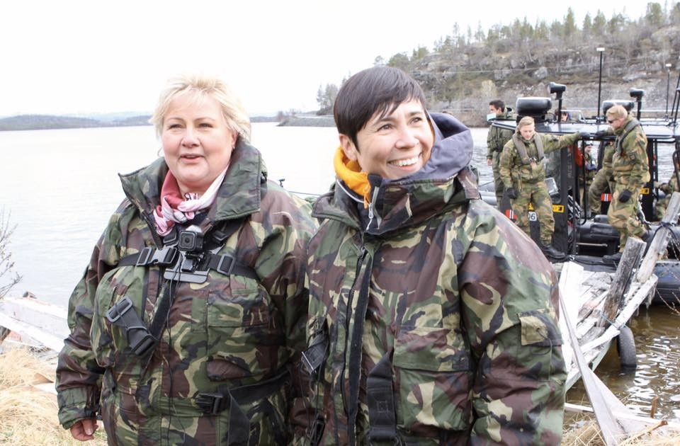 Norway appoints first female foreign minister