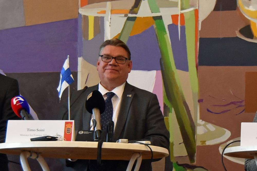 Russian ambassador to Finland summoned over GPS disruption - PRIMA NEWS