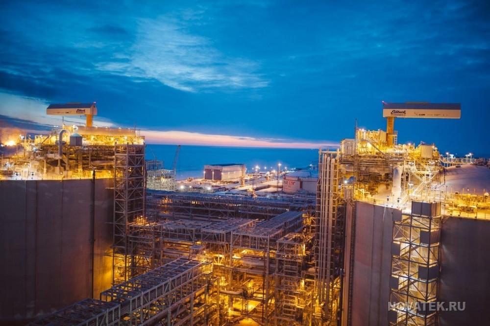 Saudi Aramco wants to buy 30% of Novatek's Arctic LNG-2