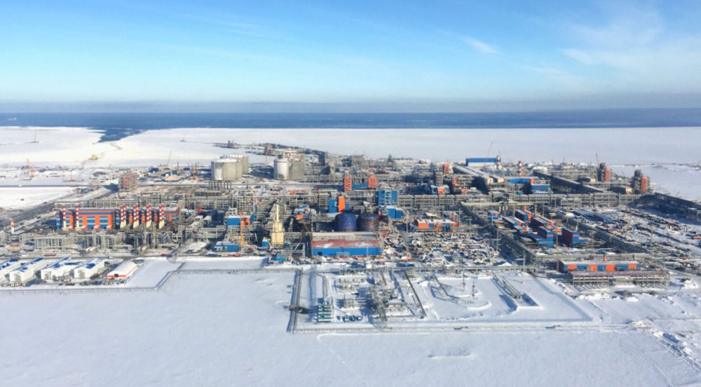 Russian Arctic natural gas comes to India thumbnail