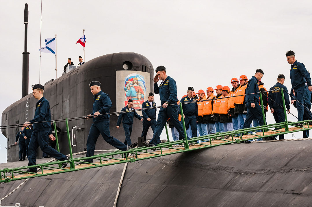 Northern Fleet gets priority in receiving new ballistic missile subs