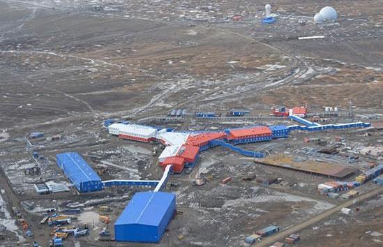 New Siberian Islands Naval Base
