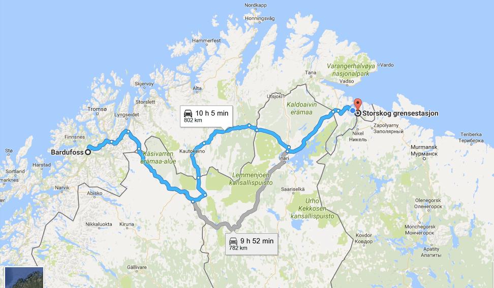 Google Map Of Northeast Us