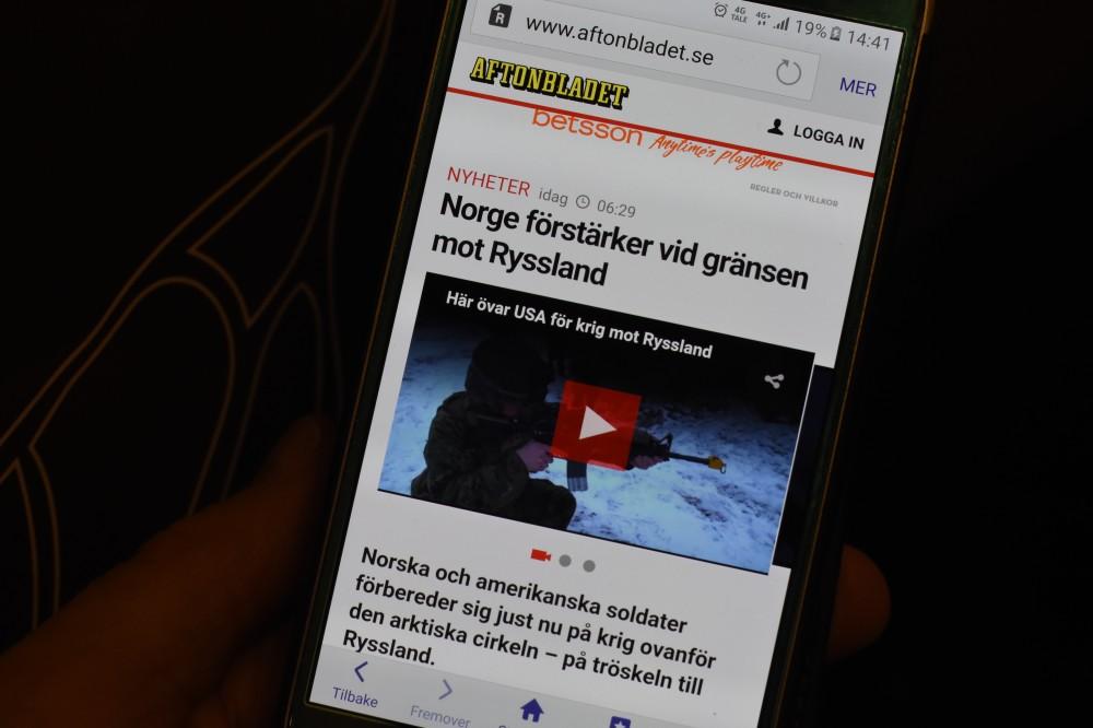 norsk webcam chat Kirkenes
